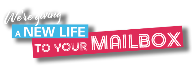We´re giving a NEW LIFE to your MAILBOX